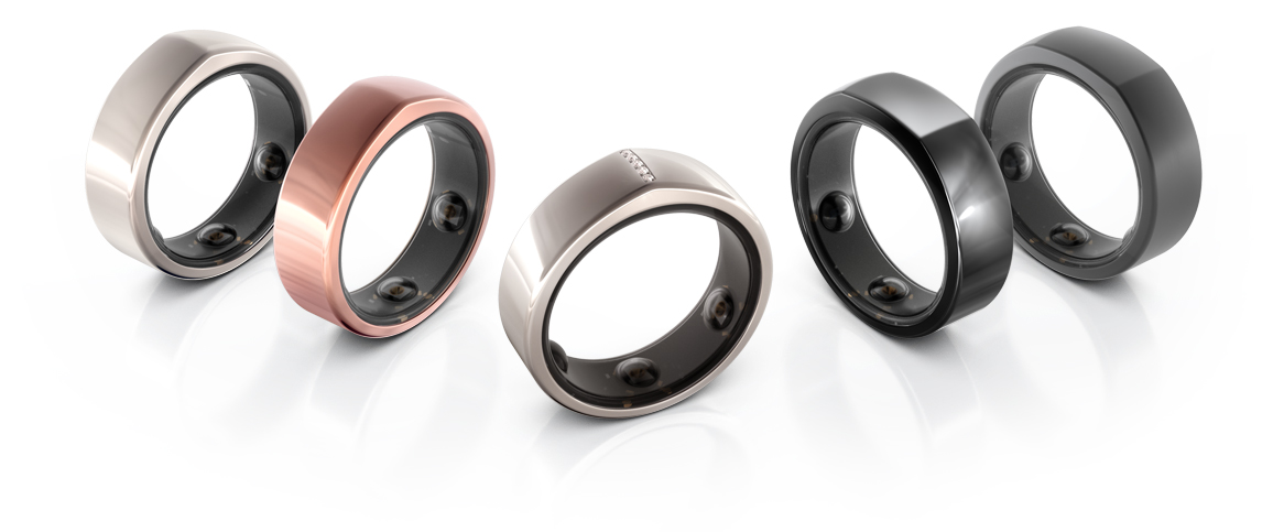 Sport Technology Global Official Oura Partner Ring Collection